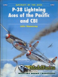 Osprey - Aircraft of the Aces 14 - P-38 Lightning Aces of the Pacific and C ...