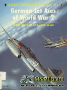 Osprey - Aircraft of the Aces 17 - German Jet Aces of World War 2