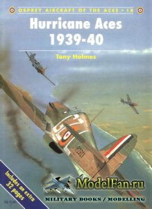 Osprey - Aircraft of the Aces 18 - Hurricane Aces 1939-40