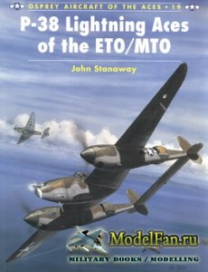 Osprey - Aircraft of the Aces 19 - P-38 Lightning Aces of the ETO/MTO