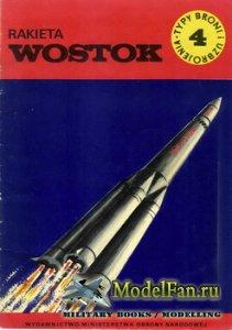 Typy Broni i Uzbrojenia (TBIU) 4 - Rakieta Wostok