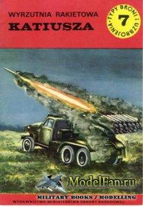 Typy Broni i Uzbrojenia (TBIU) 7 - Wyrzutnia Rakietowa Katiusza