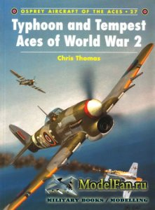 Osprey - Aircraft of the Aces 27 - Typhoon and Tempest Aces of World War 2