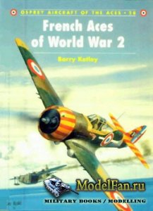 Osprey - Aircraft of the Aces 28 - French Aces of World War 2