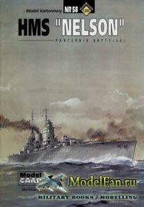 ModelCard №58 - HMS