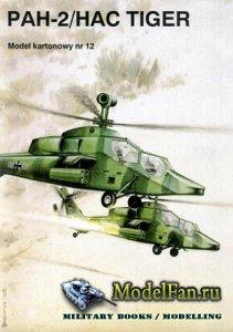 ModelCard №12 - PAH-2/HAC Tiger