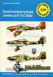 Typy Broni i Uzbrojenia (TBiU) 139 - Junkers Ju87A-C Stuka