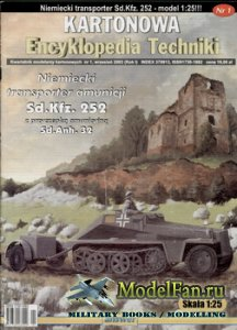 Answer. Kartonowa Encyklopedia Techniki 2003-01 - Sd.Kfz. 252 & Sd.Anh. 32