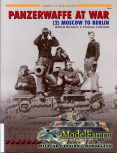 Concord 7014 - Panzerwaffe at War (2). Moscow to Berlin