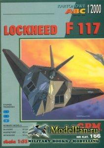 GPM 166 - Lockheed F 117