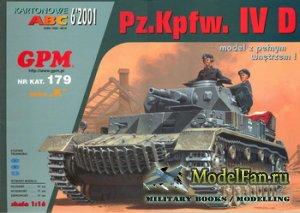 GPM 179 - Pz.Kpfw. IV D