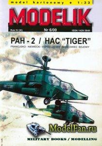 Modelik 6/2000 - PAH-2 / HAC