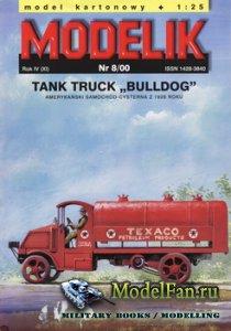 Modelik 8/2000 - Tank Truck