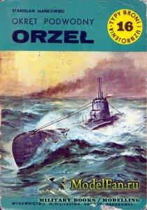 Typy Broni i Uzbrojenia (TBIU) 16 - ORP Orzel