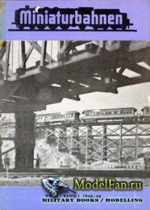 Miniaturbahnen Nr. 13/1949