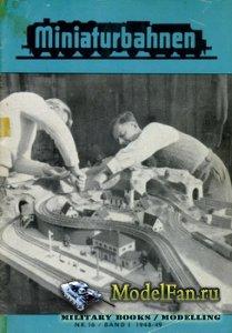 Miniaturbahnen Nr. 16/1949