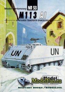 ModelCard №53 - M113 A1