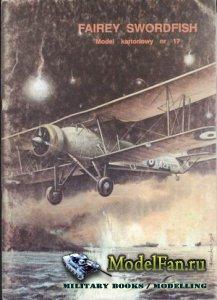 ModelCard №17 - Fairey Swordfish Mk.I