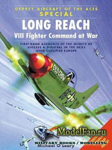 Osprey - Aircraft of the Aces 31 - VIII Fighter Command at War 'The Long R ...