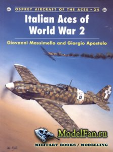 Osprey - Aircraft of the Aces 34 - Italian Aces of World War 2