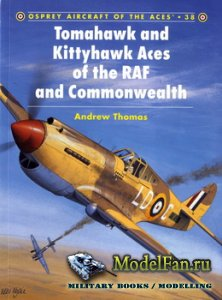 Osprey - Aircraft of the Aces 38 - Tomahawk and Kittyhawk Aces of the RAF a ...