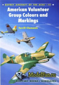 Osprey - Aircraft of the Aces 41 - American Volunteer Group Colours and Mar ...