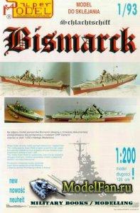 Super Model 1/1993 - Bismarck