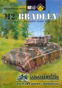 ModelCard №63 - M2 Bradley