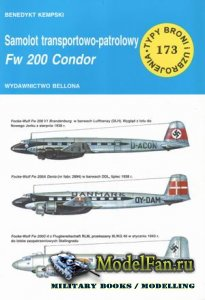 Typy Broni i Uzbrojenia (TBiU) 173 - Fw 200 Condor