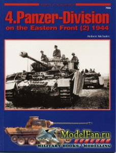 Concord 7026 - 4.Panzer-Division on the Eastern Front (2) 1944