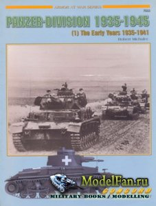 Concord 7033 - Panzer-Division 1935-1945 (1) - The Early Years 1935-1941