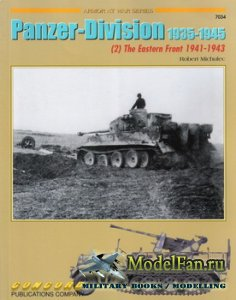 Concord 7034 - Panzer-Division 1935-1945 (2) - The Eastern Front 1941-1943