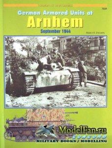 Concord 7039 - German Armored Units at Arnhem, September 1944