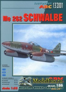 GPM 186 - Me 262 Schwalbe