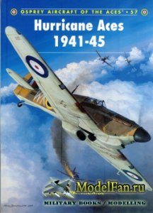 Osprey - Aircraft of the Aces 57 - Hurricane Aces 1941-45