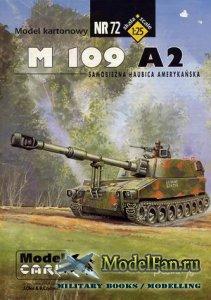 ModelCard №72 - M109A2