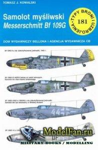 Typy Broni i Uzbrojenia (TBiU) 181 - Messerschmitt Bf.109G