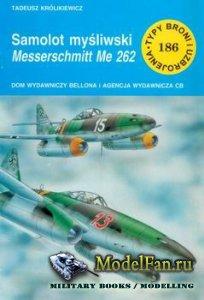 Typy Broni i Uzbrojenia (TBiU) 186 - Messersghmitt Me 262