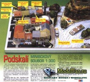 ABC Miniboxy - Диорама Город