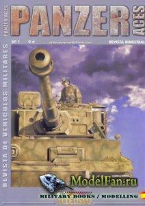 EuroModelismo - Panzer Aces №1