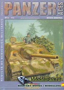 EuroModelismo - Panzer Aces №2