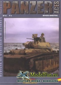EuroModelismo - Panzer Aces №8