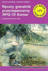 Typy Broni i Uzbrojenia (TBiU) 177 - RPG-76 Komar