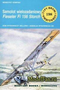Typy Broni i Uzbrojenia (TBiU) 198 - Fieseler Fi.156 Storch