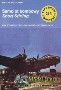 Typy Broni i Uzbrojenia (TBiU) 213 - Short Stirling