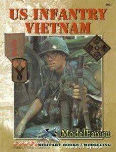 Concord 8001 - US Infantry Vietnam