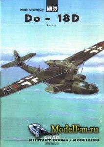 ModelCard №39 - Dornier Do-18D