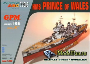 GPM 198 - HMS Prince of Wales