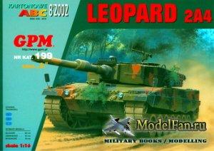 GPM 199 - Leopard 2A4