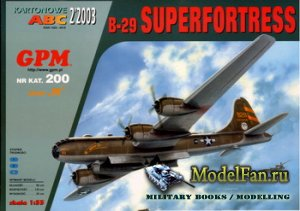 GPM 200 - B-29 Superfortress